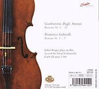 Birth Of The Cello - Produktdetailbild 1