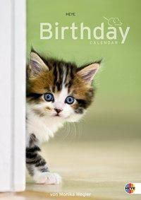 Birthday Calendar, Monika Wegler