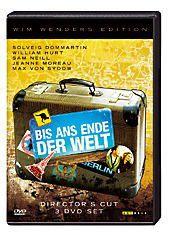 Bis ans Ende der Welt - Director's Cut, Michael Almereyda, Peter Carey, Solveig Dommartin, Wim Wenders