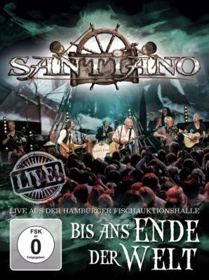 Bis ans Ende der Welt - Live, Santiano