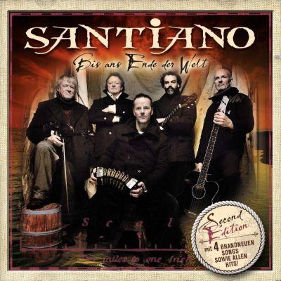 Bis ans Ende der Welt (Second Edition), Santiano