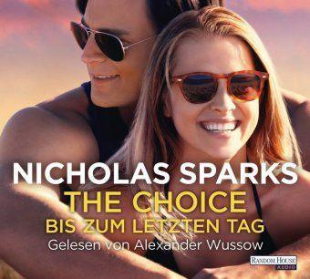 Bis zum letzten Tag, 6 Audio-CDs, Nicholas Sparks