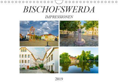 Bischofswerda Impressionen (Wandkalender 2019 DIN A4 quer), Dirk Meutzner