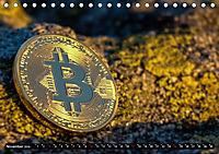 Bitcoins (Tischkalender 2019 DIN A5 quer) - Produktdetailbild 11