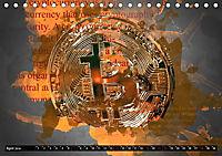 Bitcoins (Tischkalender 2019 DIN A5 quer) - Produktdetailbild 4