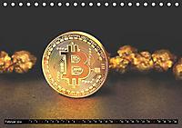 Bitcoins (Tischkalender 2019 DIN A5 quer) - Produktdetailbild 2