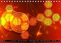 Bitcoins (Tischkalender 2019 DIN A5 quer) - Produktdetailbild 5