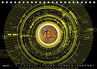Bitcoins (Tischkalender 2019 DIN A5 quer) - Produktdetailbild 6