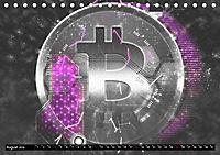 Bitcoins (Tischkalender 2019 DIN A5 quer) - Produktdetailbild 8