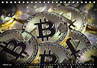 Bitcoins (Tischkalender 2019 DIN A5 quer) - Produktdetailbild 10
