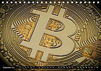 Bitcoins (Tischkalender 2019 DIN A5 quer) - Produktdetailbild 9