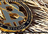 Bitcoins (Tischkalender 2019 DIN A5 quer) - Produktdetailbild 12
