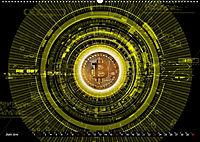 Bitcoins (Wandkalender 2019 DIN A2 quer) - Produktdetailbild 6