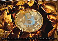 Bitcoins (Wandkalender 2019 DIN A2 quer) - Produktdetailbild 3