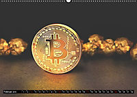 Bitcoins (Wandkalender 2019 DIN A2 quer) - Produktdetailbild 2