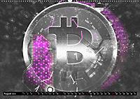 Bitcoins (Wandkalender 2019 DIN A2 quer) - Produktdetailbild 8