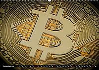 Bitcoins (Wandkalender 2019 DIN A2 quer) - Produktdetailbild 9
