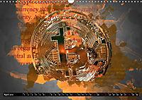 Bitcoins (Wandkalender 2019 DIN A3 quer) - Produktdetailbild 4