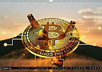 Bitcoins (Wandkalender 2019 DIN A3 quer) - Produktdetailbild 1