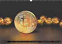 Bitcoins (Wandkalender 2019 DIN A3 quer) - Produktdetailbild 2