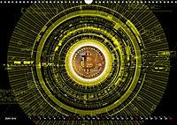 Bitcoins (Wandkalender 2019 DIN A3 quer) - Produktdetailbild 6