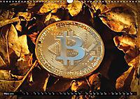 Bitcoins (Wandkalender 2019 DIN A3 quer) - Produktdetailbild 3