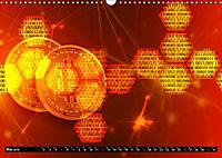 Bitcoins (Wandkalender 2019 DIN A3 quer) - Produktdetailbild 5