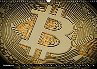 Bitcoins (Wandkalender 2019 DIN A3 quer) - Produktdetailbild 9