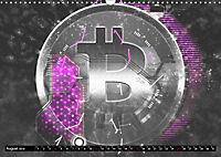 Bitcoins (Wandkalender 2019 DIN A3 quer) - Produktdetailbild 8