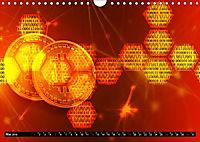Bitcoins (Wandkalender 2019 DIN A4 quer) - Produktdetailbild 5