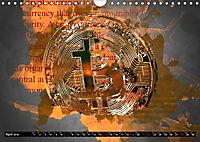 Bitcoins (Wandkalender 2019 DIN A4 quer) - Produktdetailbild 4