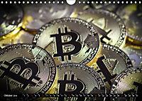 Bitcoins (Wandkalender 2019 DIN A4 quer) - Produktdetailbild 10