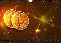 Bitcoins (Wandkalender 2019 DIN A4 quer) - Produktdetailbild 7