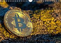 Bitcoins (Wandkalender 2019 DIN A4 quer) - Produktdetailbild 11
