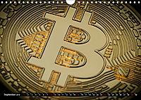 Bitcoins (Wandkalender 2019 DIN A4 quer) - Produktdetailbild 9