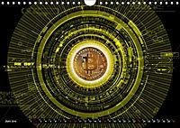Bitcoins (Wandkalender 2019 DIN A4 quer) - Produktdetailbild 6