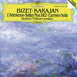 Bizet: L'Arlésienne Suites Nos.1 & 2, Carmen Suite, Herbert von Karajan, Bp