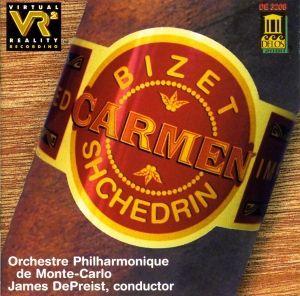 Bizet/Schedrin/Carmen-Ball., J. Depreist, Omc