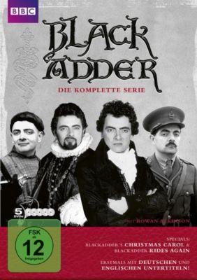 Black Adder - Die komplette Serie, Diverse Interpreten