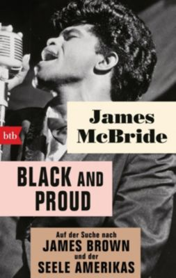 Black and proud - James McBride |