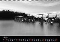 Black and White Nature (Wall Calendar 2019 DIN A3 Landscape) - Produktdetailbild 6