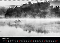 Black and White Nature (Wall Calendar 2019 DIN A3 Landscape) - Produktdetailbild 3