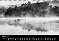 Black and White Nature (Wall Calendar 2019 DIN A3 Landscape) - Produktdetailbild 3