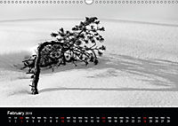 Black and White Nature (Wall Calendar 2019 DIN A3 Landscape) - Produktdetailbild 2