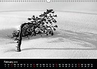 Black and White Nature (Wall Calendar 2019 DIN A3 Landscape) - Produktdetailbild 2