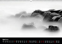 Black and White Nature (Wall Calendar 2019 DIN A3 Landscape) - Produktdetailbild 4