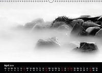 Black and White Nature (Wall Calendar 2019 DIN A3 Landscape) - Produktdetailbild 4