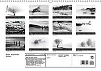 Black and White Nature (Wall Calendar 2019 DIN A3 Landscape) - Produktdetailbild 13