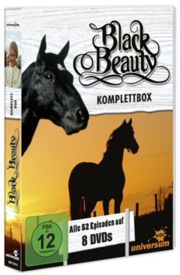 Black Beauty - Komplettbox, Anna Sewell