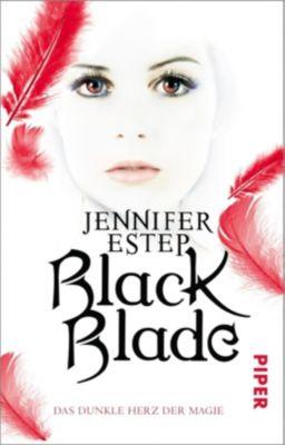 Black Blade - Das dunkle Herz der Magie - Jennifer Estep |